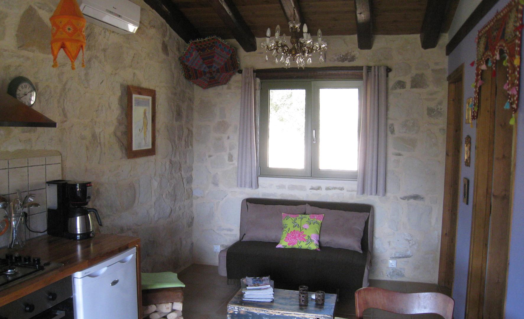 Les gîtes en plein nature, Crète