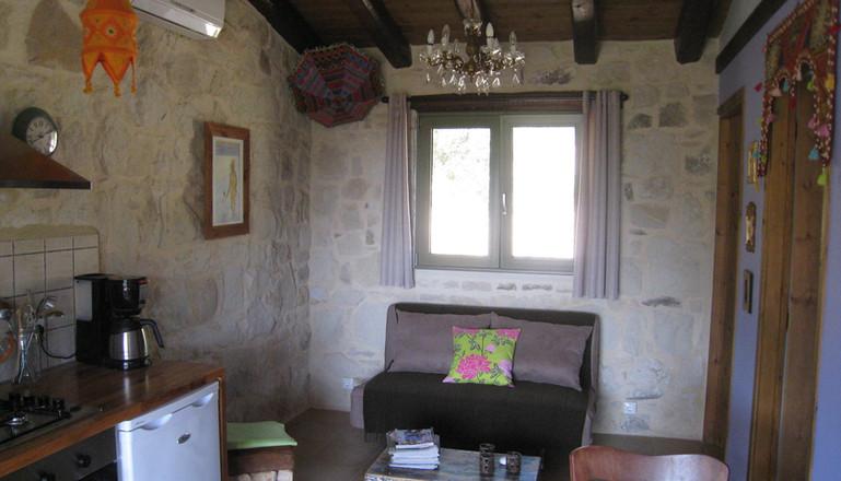 Vakantiehuisje Kalyvitis op Kreta