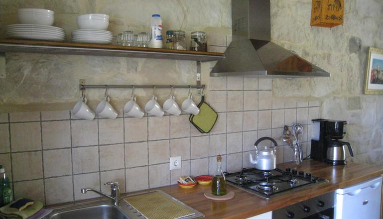 Vakantiehuisje in de natuur op Kreta