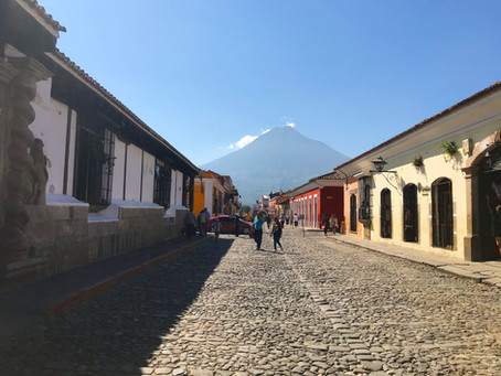 Guatemala: A Sensory Snapshot
