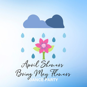 April Showers Bring...