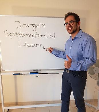 Jorge's Spanischunterricht Luzern