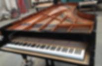 Bosendorfer piano Sykes