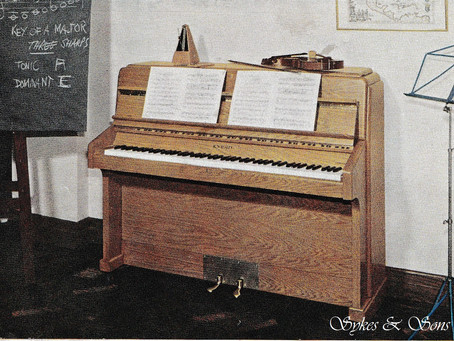 British School Pianos