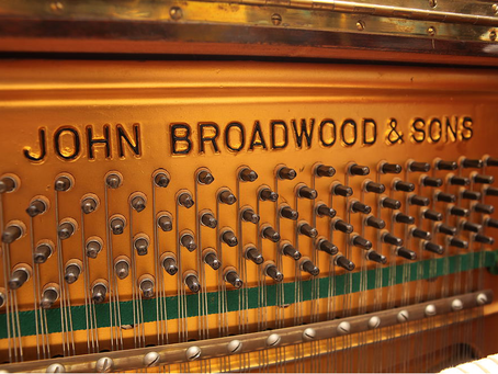 History of John Broadwood and Sons