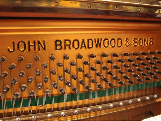 History of John Broadwood and Sons