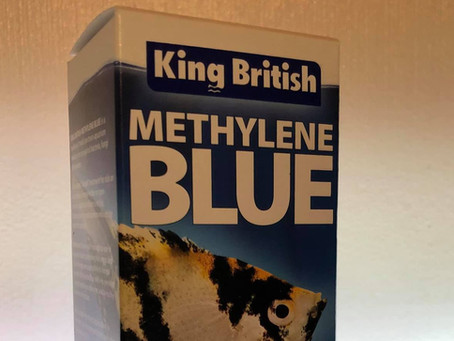 Methylene Blue Baths for Pufferfish