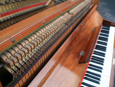 Over-Damped VS Under-Damped Upright Pianos