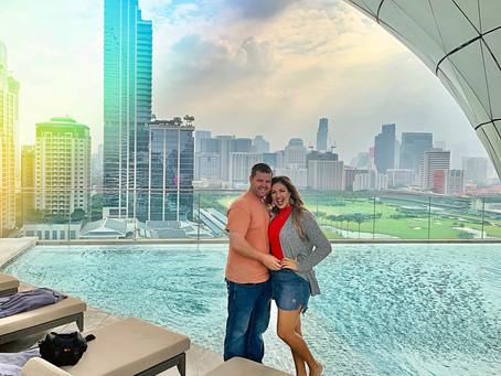 TRAVEL - Unforgettable 10 Year Wedding Anniversary Asia Trip - First Stop Bangkok, Thailand.