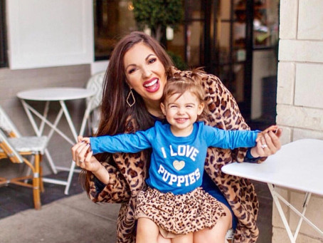 INSPIRATION - How To Speak Truth, Feel Good, & Look Good + Mini Me Leopard Print Matching Outfit