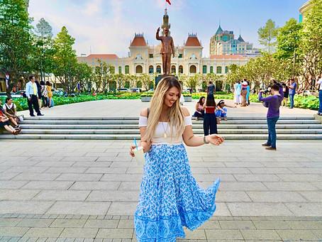 TRAVEL & LIFE COACHING - The Rex Hotel Saigon in Ho Chi Minh City, Vietnam.