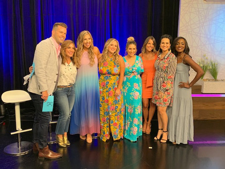 FASHION & INSPIRATION - Houston Life TV - 5 Postpartum Styles That Will Make You Look & Feel