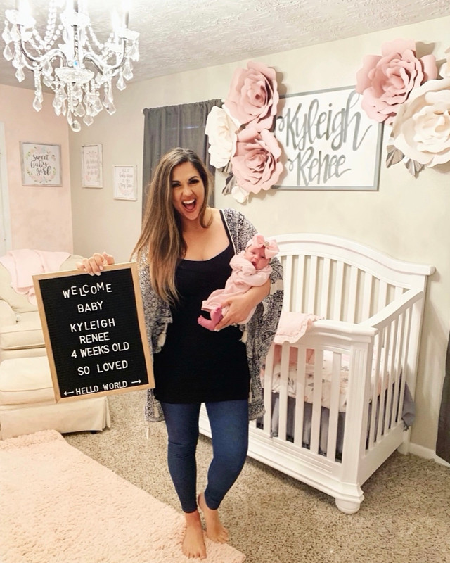 HOME DECOR - 10 Ways To Remain Thankful + Kyleighs New Room