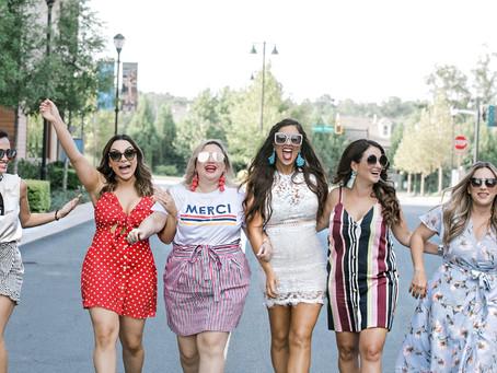 5 Girls Weekend Ideas & Tips