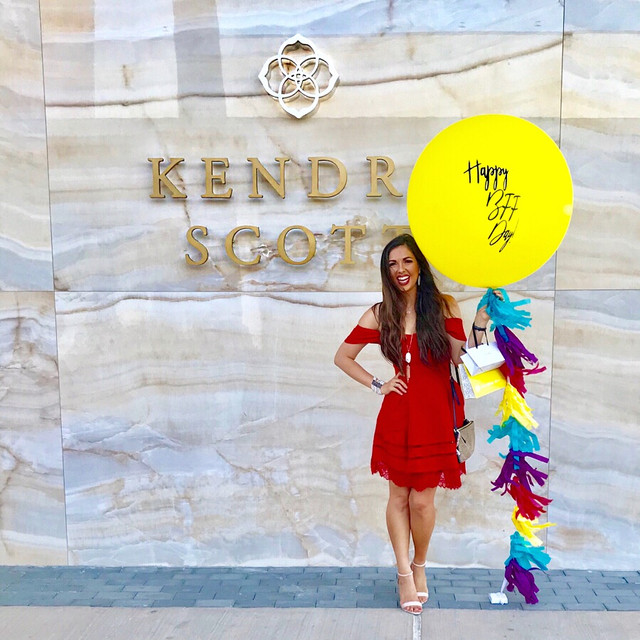 National BFF Day + Kendra Scott Giveback Event