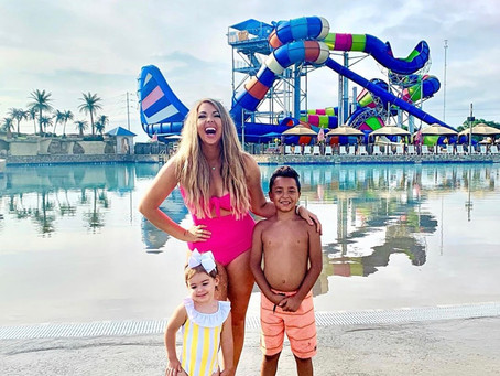 FAMILY TRAVEL - Stress FREE Ways To Enjoy A Waterpark With Your Entire Family - Splashway Water Park
