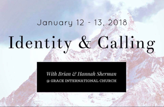 Identity & Calling Conference