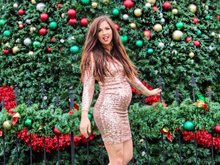 FASHION - The Perfect Party Dress For The Holidays
