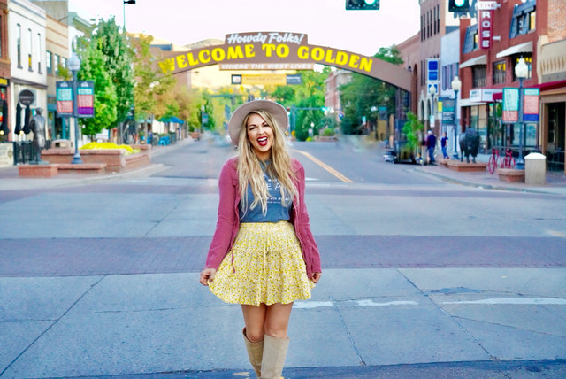 TRAVEL GUIDE - The 4 Top Places To Explore While Staying In Golden Colorado