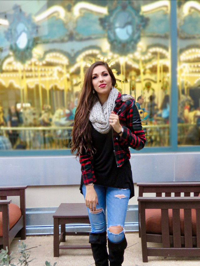 Plaid For Days + An Amazing GIVEAWAY!!