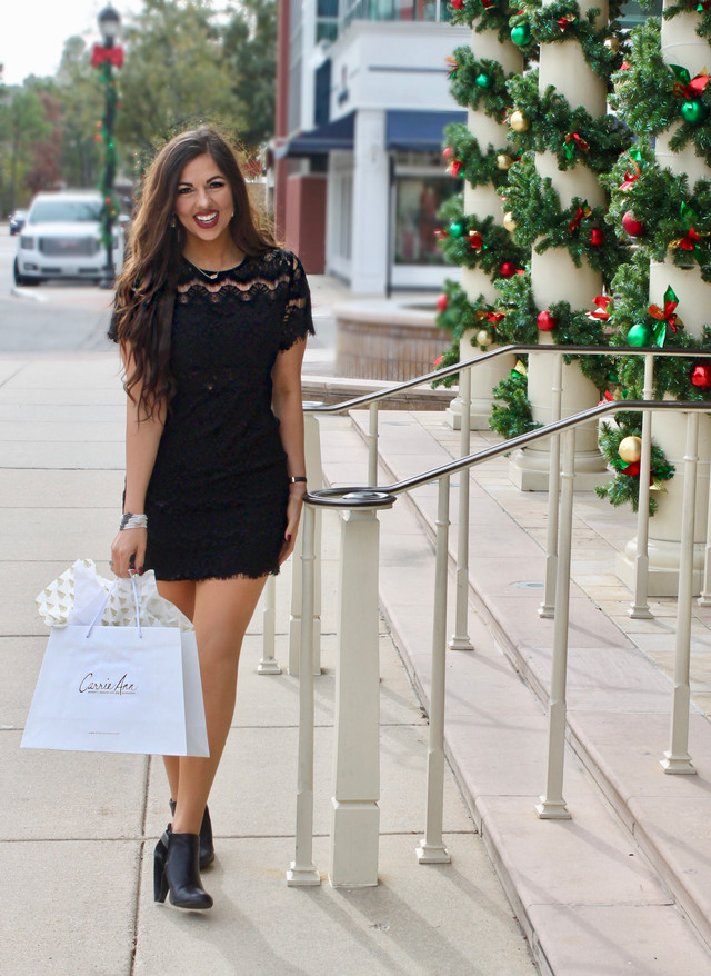 Perfect Dress For New Years Eve - Little Black Dress
