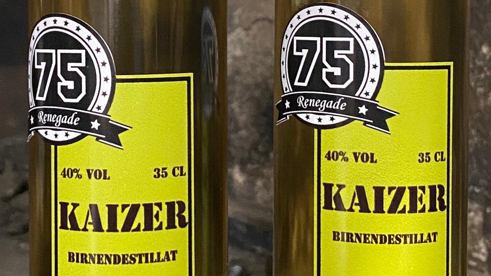 Kaizer Birnenbrand 35cl Barrique