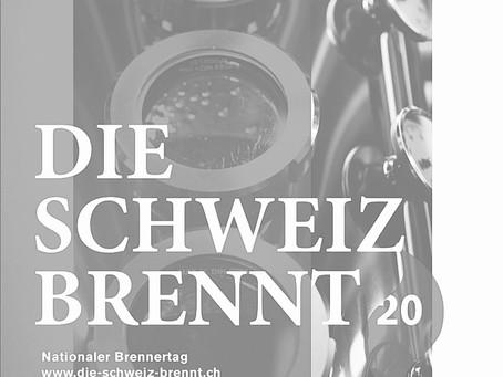 """Veranstaltung """"Die Schweiz brennt"""" abgesagt"""