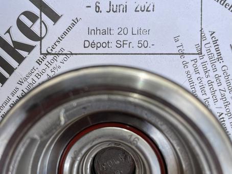 Mit Bierbrand gegen Foodwaste