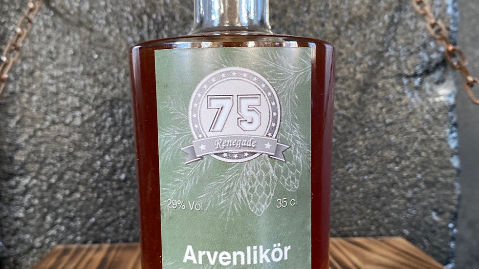 Arvenlikör 35cl