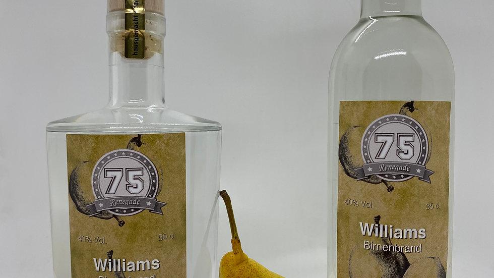 Williams 50cl.
