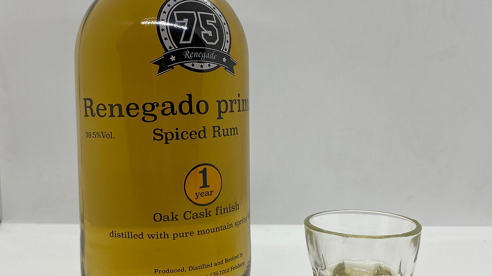 Renegado Primero Spiced Rum