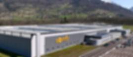 Somfy, centre logistique international