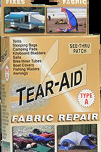 Patch de réparation pour toile TEAR-AID