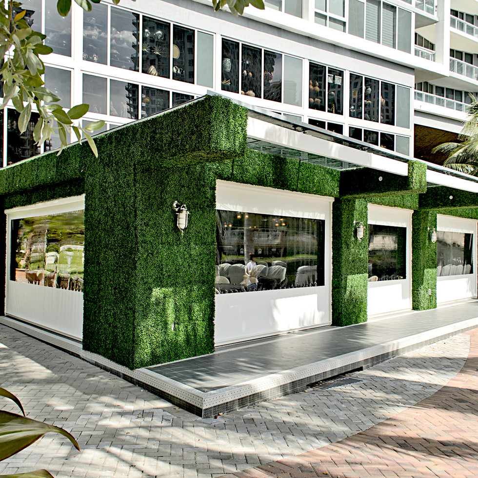 Stores verticales toiles crystal vision