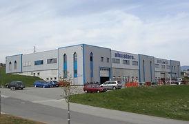Usine Alu-Store SA à Treycovagnes-sur-Yverdon