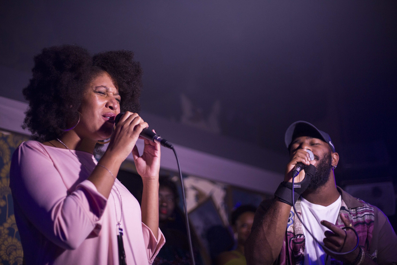 Keh Mey & Grérory Boniface - Singers