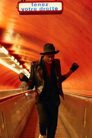 Charles X - Rapper / Singer