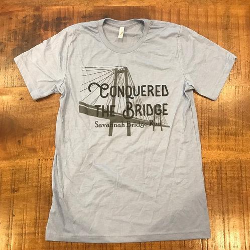 Conquered The Bridge T-shirt