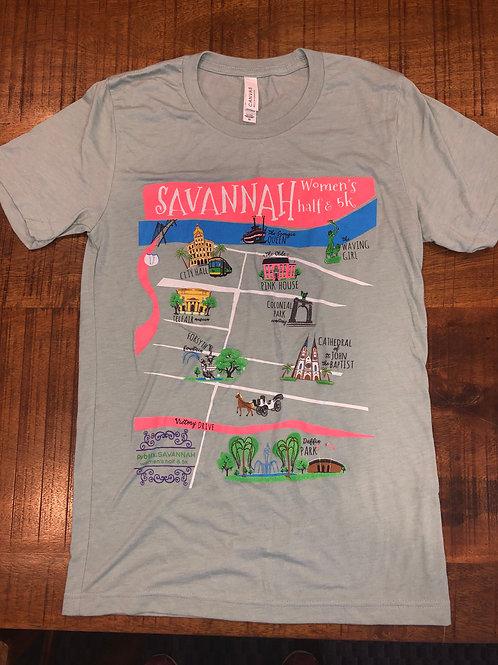Map Design Shirt