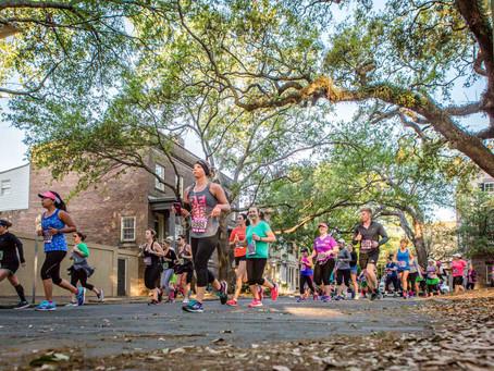 Q & A for the 2020 Publix Savannah Women's Half & 5K