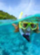 Snorkel or Diving St. Thomas Excursion