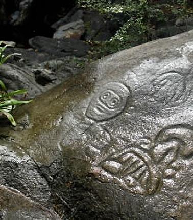 Reef Bay Petroglyphs