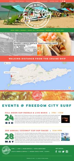 Freedom City Surf