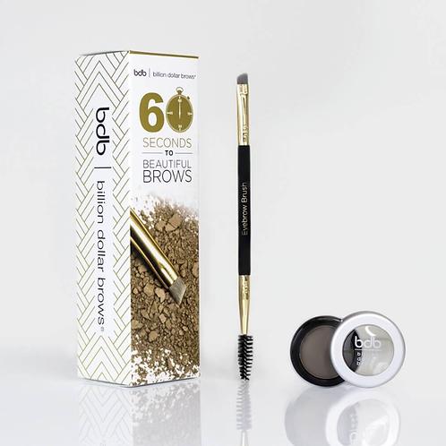 Brow Powder and Brush Set