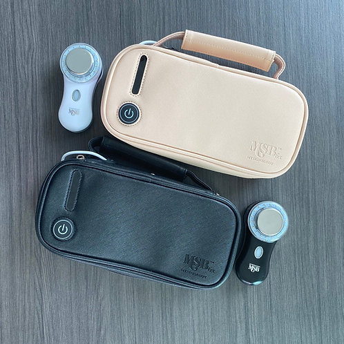 Sanitize & Glow Cosmetic POUCH