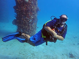 Frederiksted Pier Diving