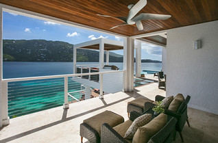 Residential building design in the Caribbean