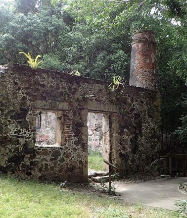 Cinammon Ruins