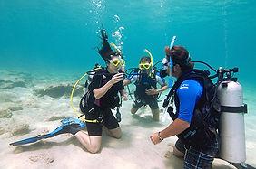 Divemaster Scuba Diving Training St. Thomas VI