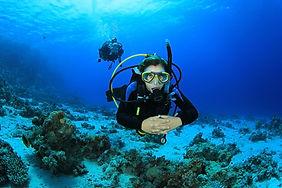 PADI Open Water Course Div St. Thomas  Scuba Diving